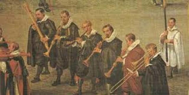 Música colonial