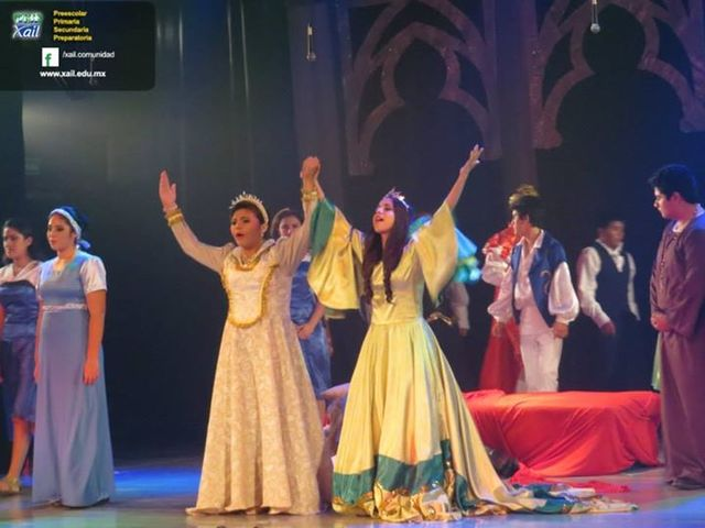 Obra Romeo y Julieta