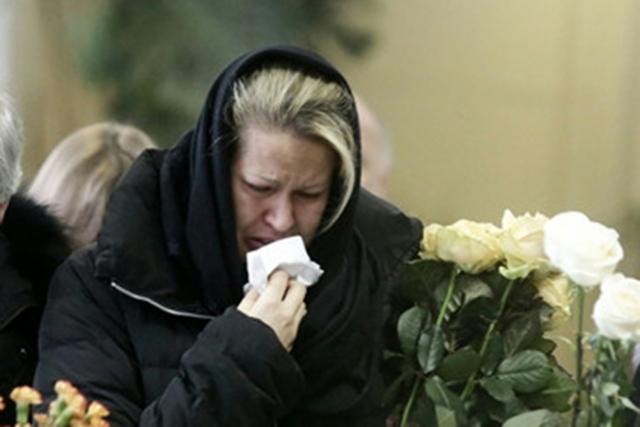 В Петербург на похороны