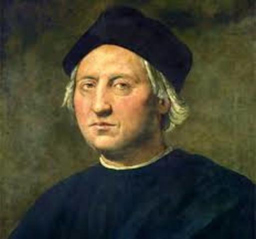 Nacimiento de Cristóbal Colón