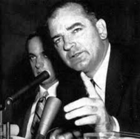 Joseph McCarthy-McCarthyism