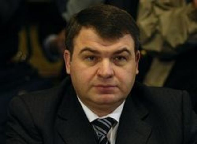 Анатолий Сердюков амнистирован по своим эпизодам