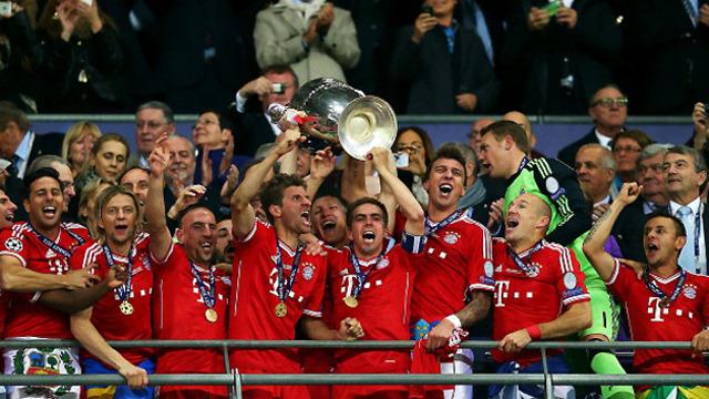 Bayern München (5)