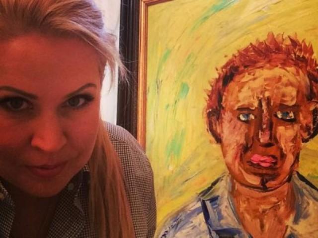 Портрет Навального