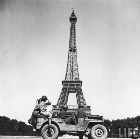 Alliberació de París