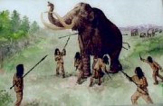 primeras lanzas AÑO 100 A.C