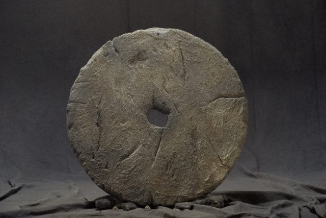 La rueda  año 1200 A.C