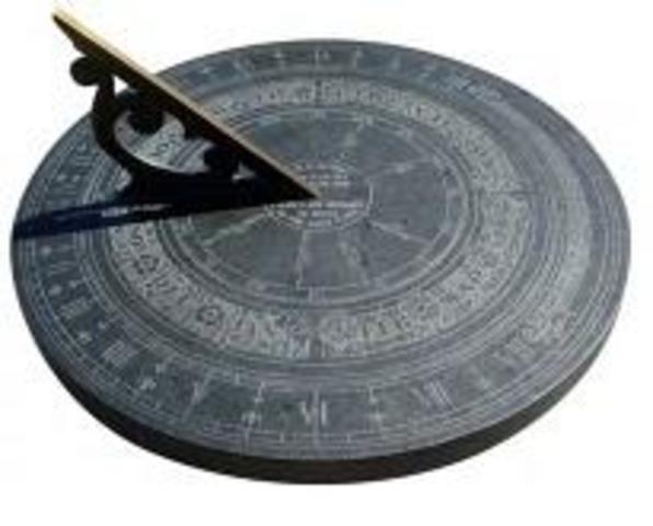 El reloj año 150  A.C