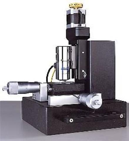 El microscopio   año  1610