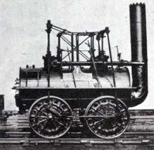 locomotora año 1826