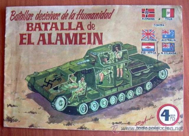 Motgomery frena els alemanys a El-'Amain