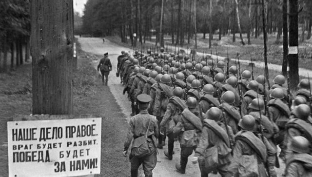 Alemanys no poden conquerir Moscou