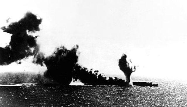 Batalla del mar de Corall