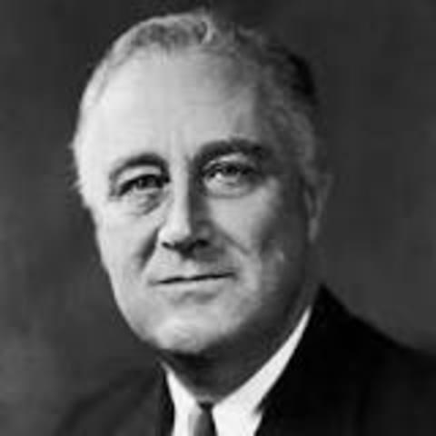 Mort de Roosevelt