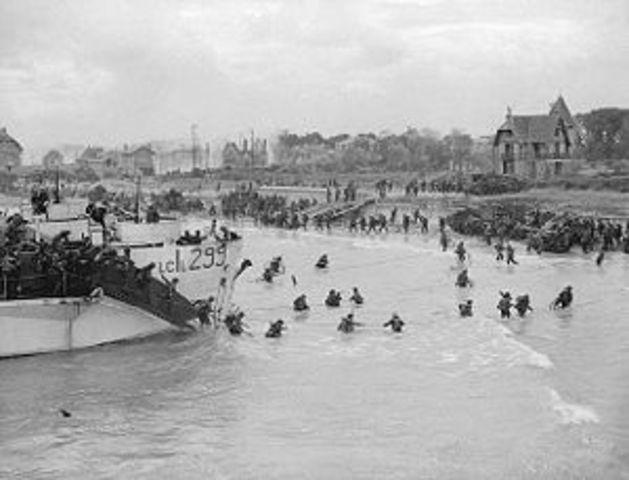 Desembarcament a Normandia