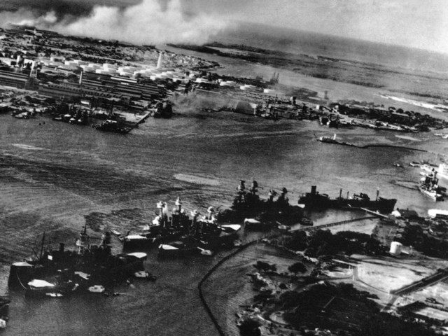Bombardeig a Pearl Harbour