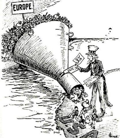 Immigrant Quota system passed