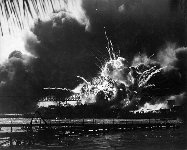 Atac Sorpresa nipò: Pearl Harbor