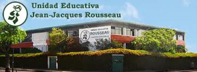 Consolidación como institucion intergubernamental J.J. Rousseau