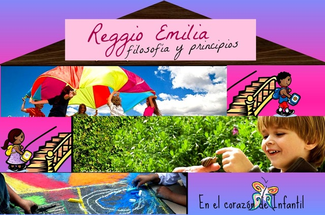 Educación infantil en Reggio Emilia