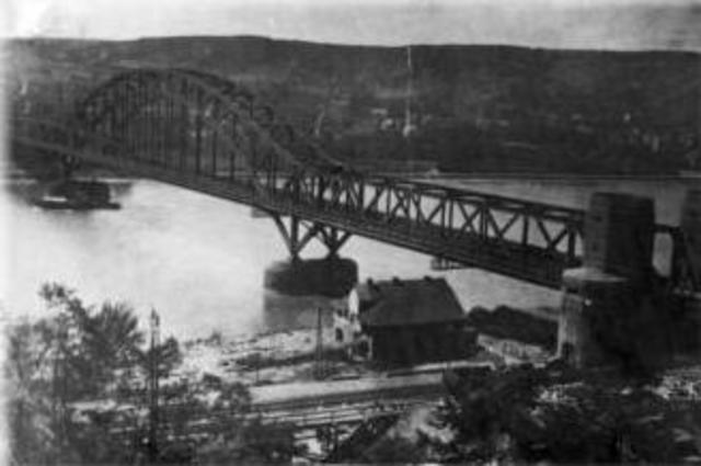 EEUU creuen el riu Rhin