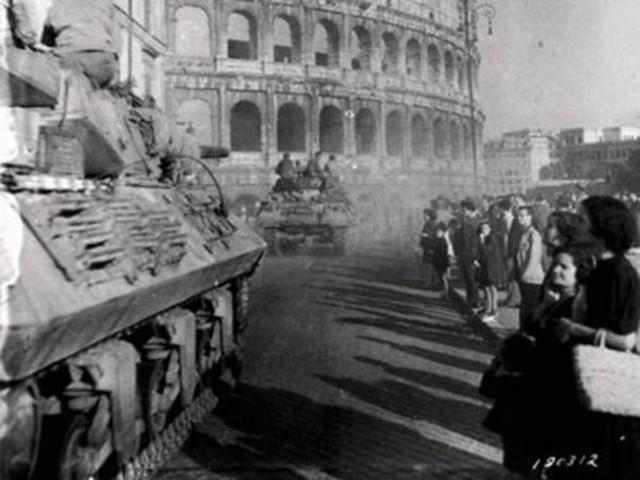 Alliberació de Roma