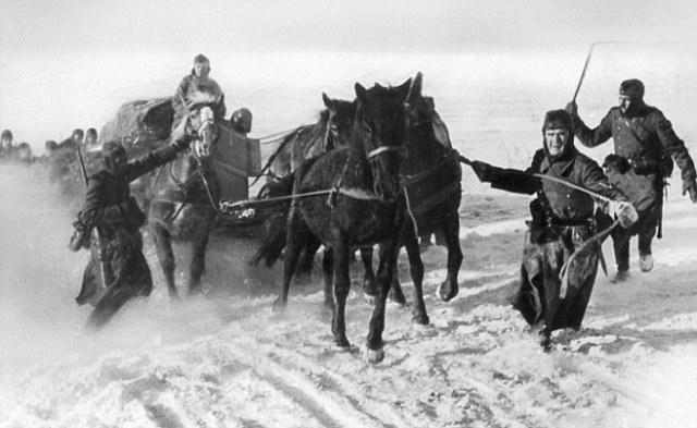 Retirada de Moscú de les tropes alemanyes