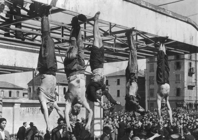 Mussolini: executat