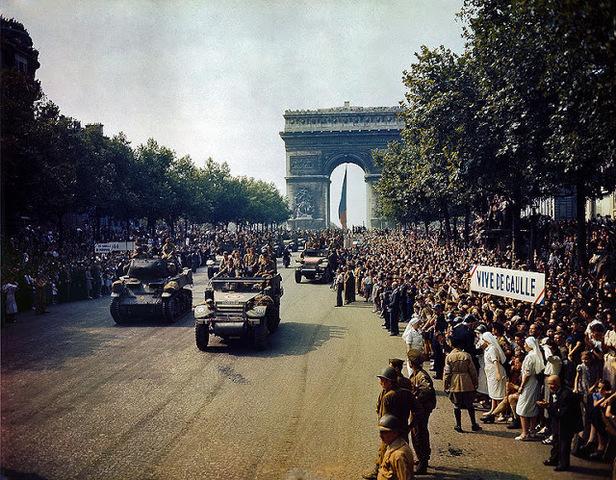 París: alliberada