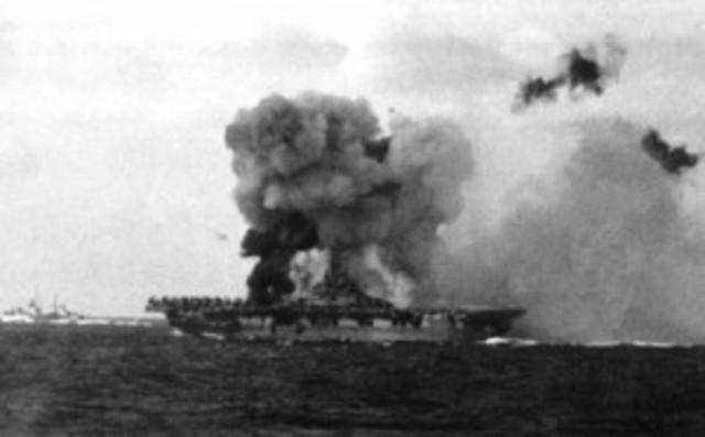 Acaba la Batalla de Leyte