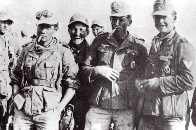 Afrikakorps al rescat