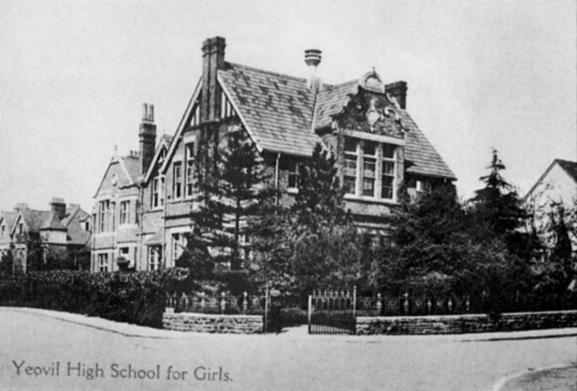 Yeovil High School for Girls founded by Henry Cobb