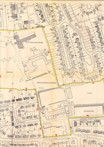 Planning Map 1968