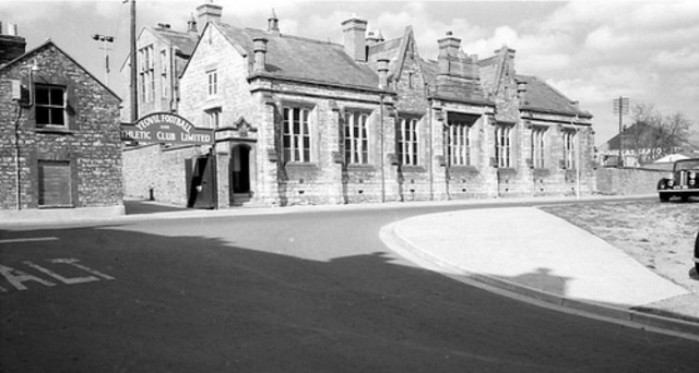 National School 1956