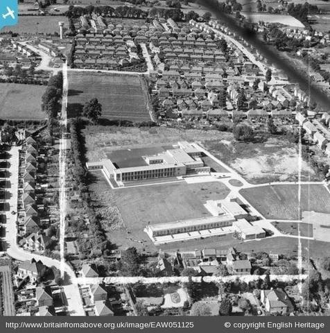 Westfield Junior and Infants School Built (Current Lower school Building)