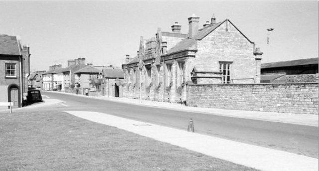 National School 1965