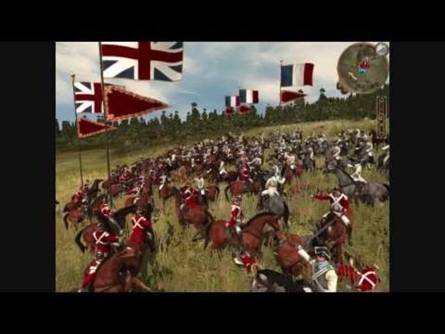 Britain VS. France For North America