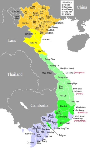 France Makes Vietnam Empire A Protectorate
