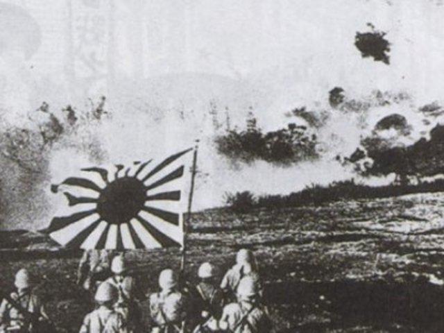 Participació de Japó a la Guerra