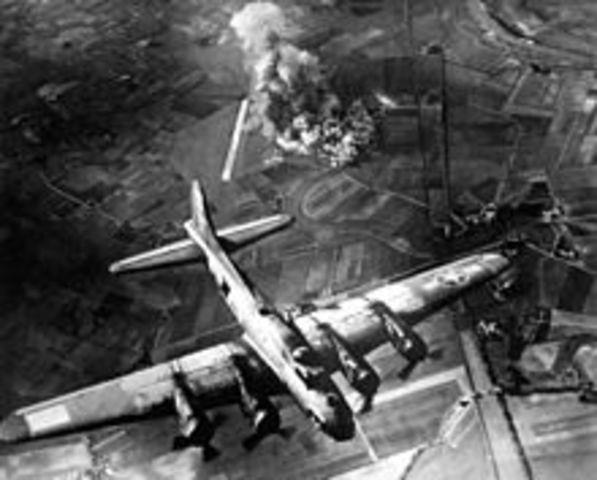 Bombardejos a Alemanya