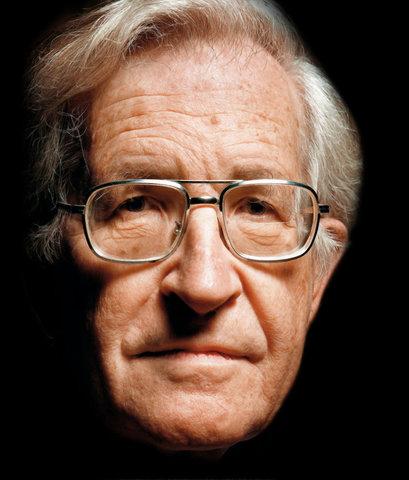 Noam Chomsky (1956)