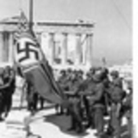 Invasió de Grècia