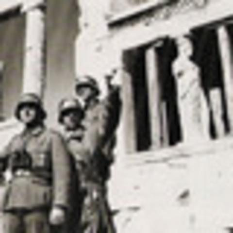Grècia es rendeix davant d'Alemanya