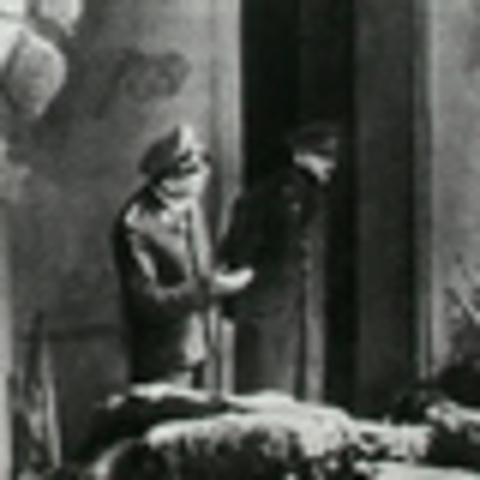 Hitler se suïcida