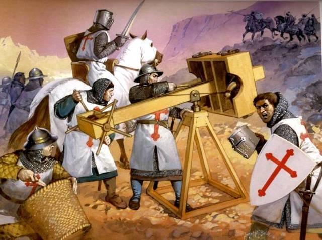 La segunda cruzada, encabezada por Luis VII