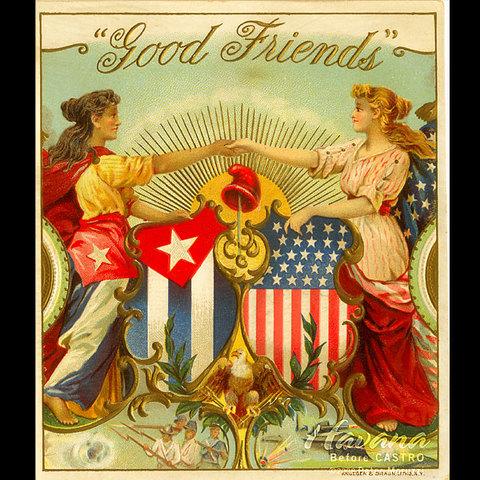 Cuba gains independence