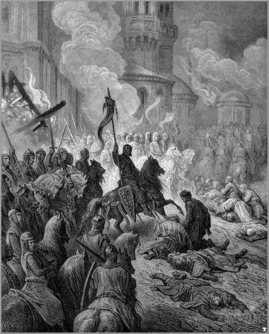 Guerra entre el Imperio Bizantino y los búlgaros.