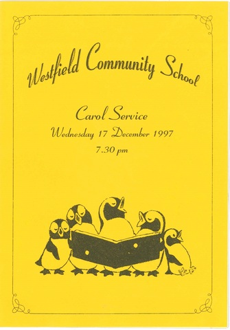 Westfield Carol Service 1997
