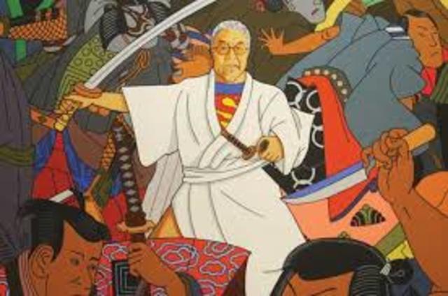 R. Shimomura, survivor of Minidoka.R.C