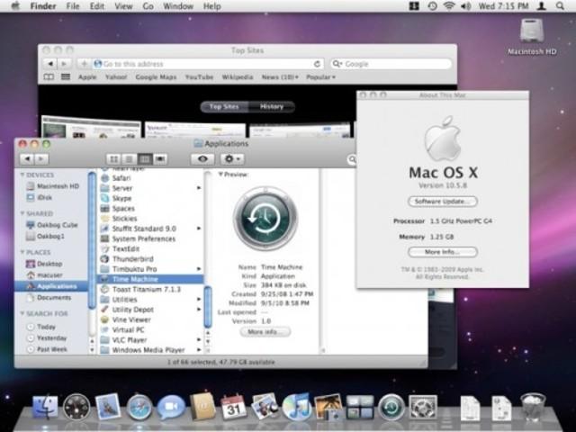 "Mac OS X 10.6 ""Snow Leopard"""